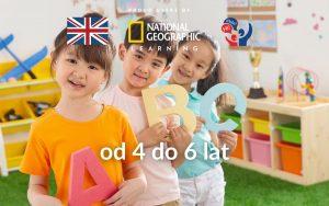 angielski dla maluchów
