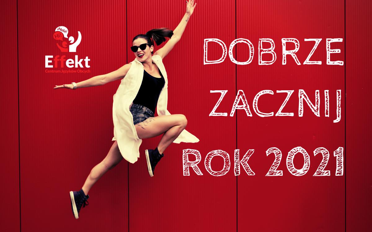 """Featured image for """"Dobrze zacznij rok 2021"""""""